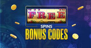 Free Slot Bonus Codes